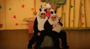 Küçük Pandalar - İstanbul Çocuk Sanat