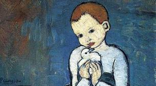 Masterpiece - Pablo Picasso - Çocuk ve Kumru
