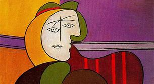 Masterpiece - Pablo Picasso - Koltukta Oturan Kadın