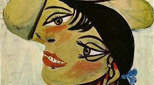 Masterpiece - Pablo Picasso - Şapkalı Kız