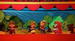 Muhteşem Kurt - Kukla Tiyatrosu Uygur Çocuk Tiyatrosu