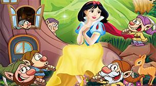 Pamuk Prenses ve Yedi Cüceler - Tiyatro Mie