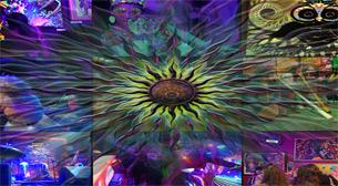 Psychedelic Art Festival Pre - Event & Gallery - Hinkstep Live