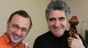 Renaud Garcia Fons & Derya Türkan