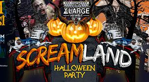 Screamland Halloween Party