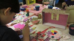 Tasarım Atölyesi - Hayallerle Dolu Küçük Evler