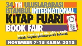 34. Uluslararası İstanbul Kitap Fuarı