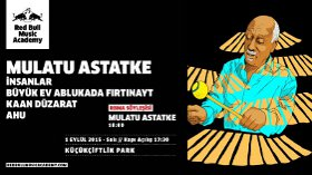Red Bull Music Academy Night: Mulatu Astatke