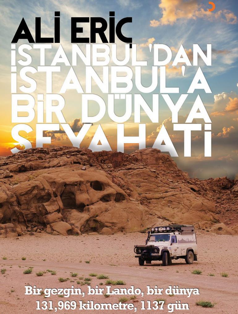 İstanbul'dan İstanbul'a Bir Dünya Seyahati - Ali Eriç