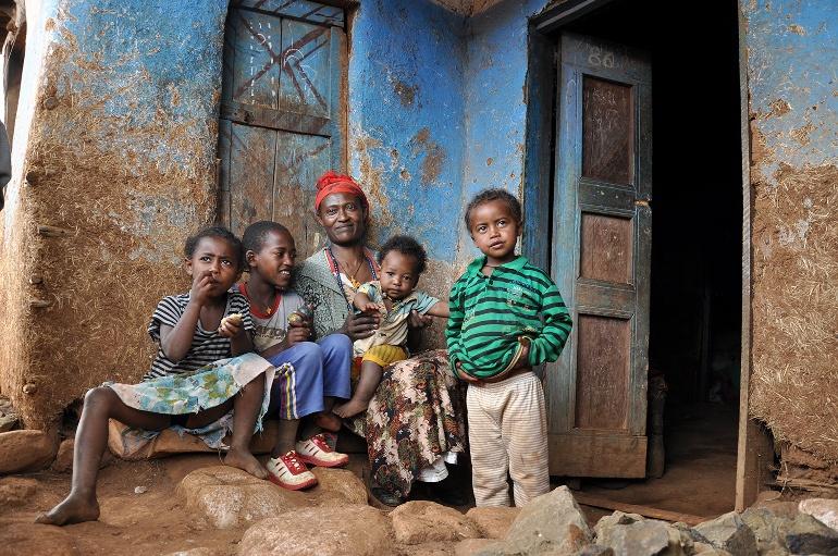 Etiyopya - Omo Vadisi