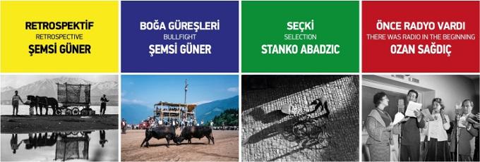 İstanbul Fotoğraf Müzesi'nden Ekim Ayında 4 Yeni Sergi