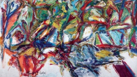 Asım İşler - İkinci Paris Dönemi Resimleri 1987-1992 Sergisi