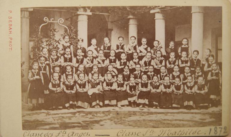 Tarihin Sonsuzluğunda: Notre Dame De Sion 160 Yaşında