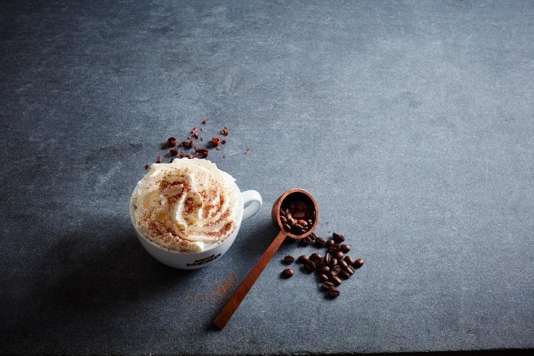 Caffe Nero'da Aşk Dolu Bir Kahve Arası