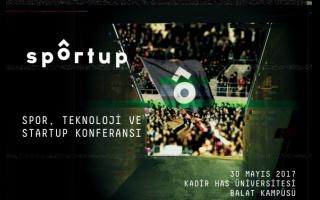 Sportup: Spor, Teknoloji & Startup Konferansı