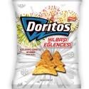 Doritos`tan Yılbaşına Özel Yılbaşı Ağacı Şeklinde Cipsler