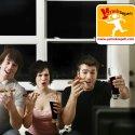 Yemeksepeti.com'u Tıklayın, Yemeğinizin Yanında Ücretsiz DVD Kazanın