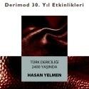 Türkler 2400 Yıldır İşlenmiş Deri Giyiyor