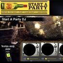 Kendi partinizi başlatmanın yeni adresi: www.startapartyhere.com
