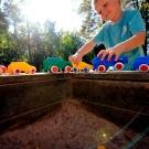 `Oyuncu` işbirliğinden en küçük çocuklar için Volvo otomobilleri doğuyor