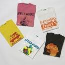 Afrika'nın yeni imajı, Benetton'un özel tişört koleksiyonunda
