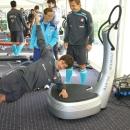 Türk Milli Takımı Avrupa Futbol Şampiyonası'na Power Plate ile Hazırlanıyor…