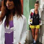 Adidas Originals İlkbahar / Yaz 2011 Women Koleksiyonu Sokaklara Canlılık ve Renk Getiriyor