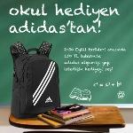 Okul Hediyen adidas'tan!