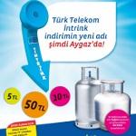 Aygaz ve Türk Telekom Devlerinden İşbirliği