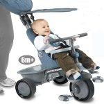 Artık Bebekler de Bisiklet Keyfini Yaşayacak...