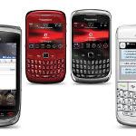 Blackberry'ler Sınırsız Mobil İnternet İle Ayda 29 Tl`den Başlayan Fıyatlarla Vodafone'da