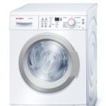 Yeni Bosch Avantixx 9 Tam 9 Kilo Çamaşır Yıkayabiliyor