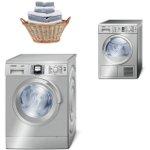 Banyonuzun En Şık Çelik Çifti: Bosch Avantixx 8 Kurutma ve Logixx 8 Çamaşır Makinesi