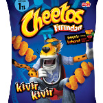 Eğlencenin Yeni Şekli: Cheetos Kıvır Kıvır