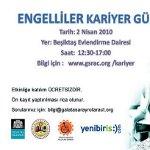 Türkiye`de Bir İlk: Engelliler Kariyer Günü
