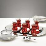 Hisar Monaco Çay Seti İle Kalabalık Misafirlerinizi Kolayca Ağırlayın