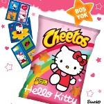 Kız Çocuklarının Gözdesi Hello Kitty, Şimdi Cheetos Paketlerinde