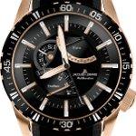 Jacques Lemans'ın Liverpool GMT Modeli ile Zamanı Her Yerden Takip Edin