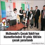 McDonald's Çocuk Vakfı