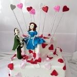 Pastacı Rapunsel'in Nişan-Düğün Pastalarının Bir Eşi Yok!
