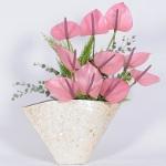 Pembe Tonlarında Yaz Modasına Uygun Çiçekler 444 Çiçek'te