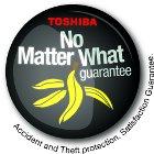 Toshiba sunar: 'Her durumu kapsayan garanti'