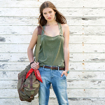 İlkbahar / Yaz 11: Yuvarlak Vücut Hatlarını Seven Skinny Jean