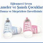 Anne Çocuk Partisi- İstanbul