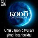 Kodo: One Earth Dünya Turnesi