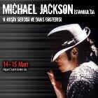 Michael Jackson İstanbul'da