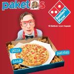 Dominos Pizza Benzersiz Bir Paketle Karşınızda
