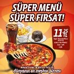 Pizza Hut´tan Yepyeni Süper Menü