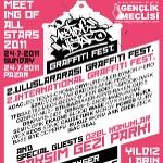 2.Uluslararası Graffiti Festivali
