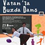 23 Nisan'a Özel, Vatan'la Buzda Dans Gösterisi Vatan Şaşmaz Eşliğinde Forum İstanbul'da